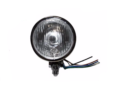 LAMPA PRZÓD METAL CHROM LIGHT BAR DRAG CHOPPER